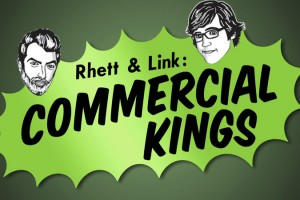 Joke Productions Reality Series Rhett and Link: Commercial Kings on IFC