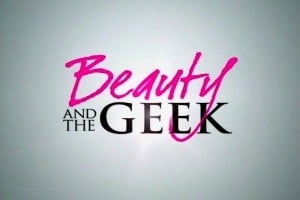 Reality TV Series Beauty and The Geek Co-Executive Producers Joke Fincioen and Biagio Messina