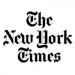 New York Times Features Giant Photo of CAGED Fighters on Arts Section Cover